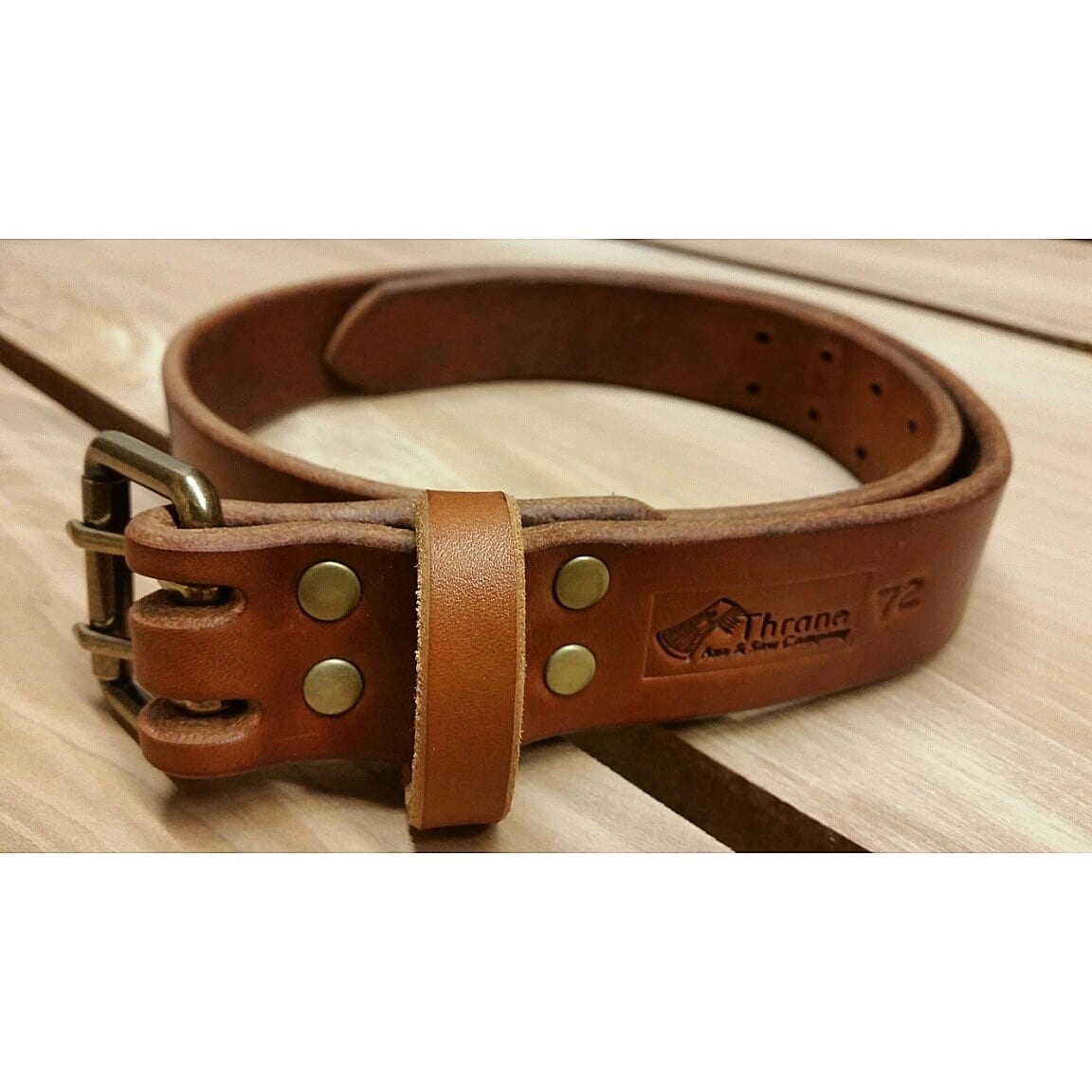 Handcrafted Leather Belts