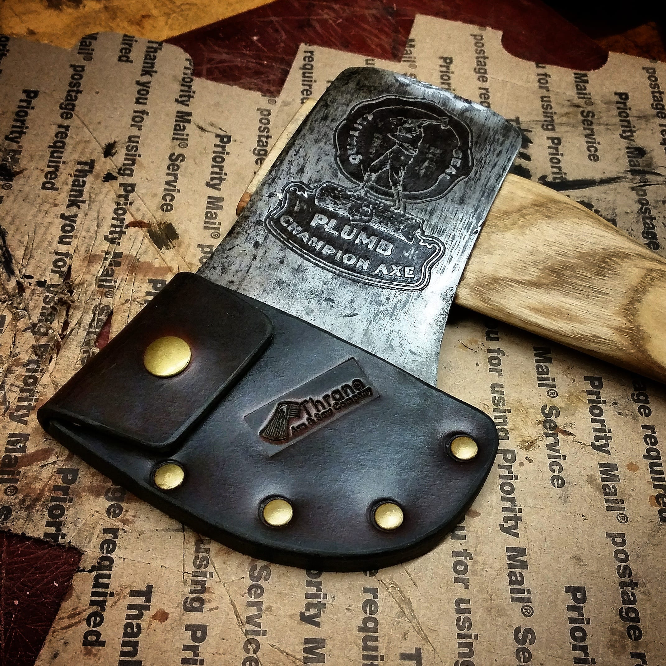 Handmade Leather Sheaths